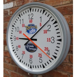 Multipurpose Clocks Pace & Time of Day Combined